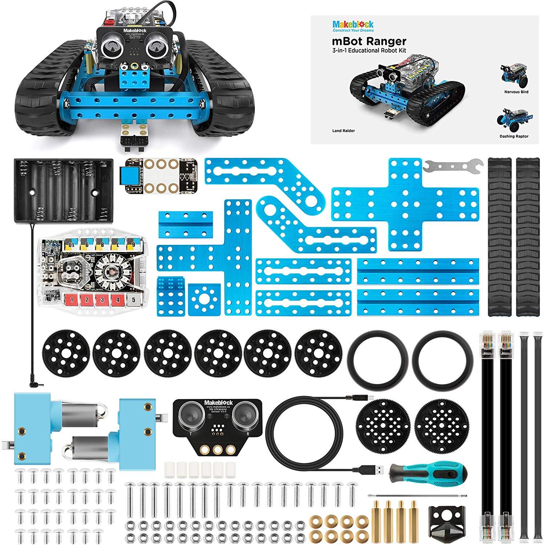 Robot Arduino niños