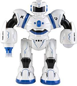 Robot inteligente para niños