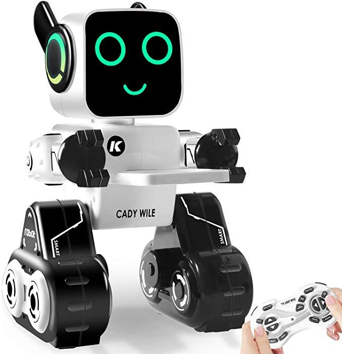 Robots interactivos