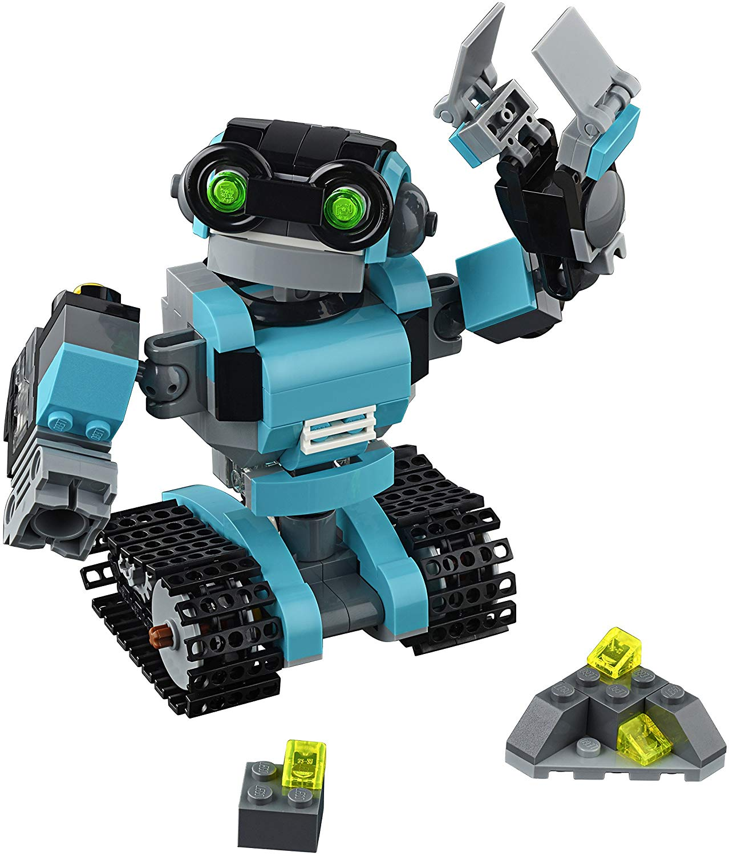 kit de LEGO para robótica