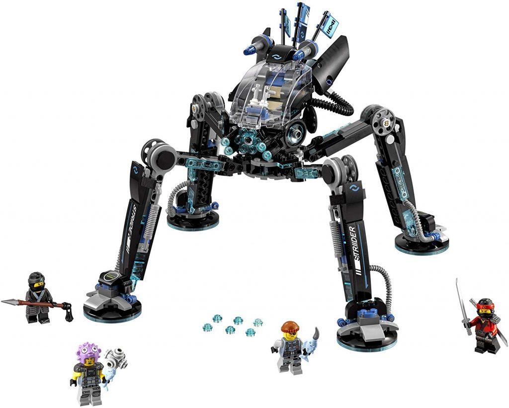 kit robot LEGO