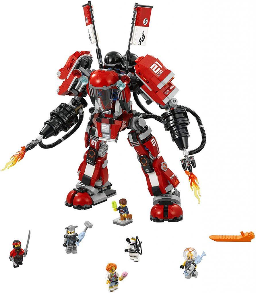 Robot de LEGO para armar
