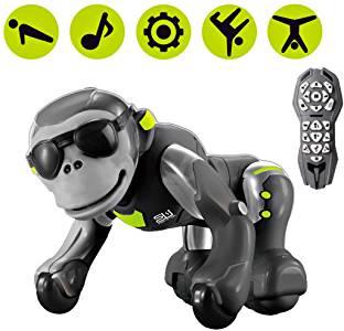 Robots mascota