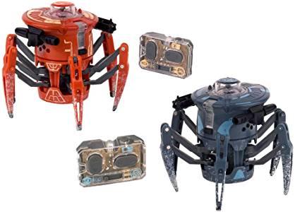 Juguete araña robot
