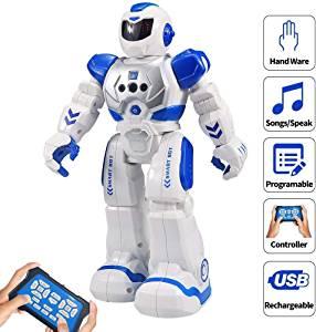Robot juguete programable
