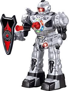 Robot humanoide juguete
