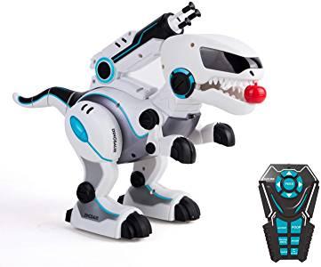 Robots dinosaurio