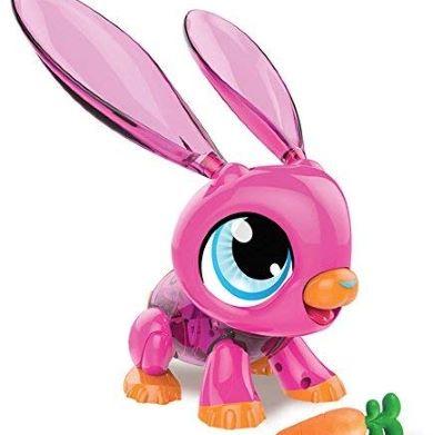 robot mascota conejo